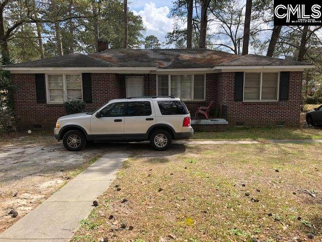 3946 Webb Court, Columbia, SC 29204 (MLS #491837) :: The Neighborhood Company at Keller Williams Palmetto