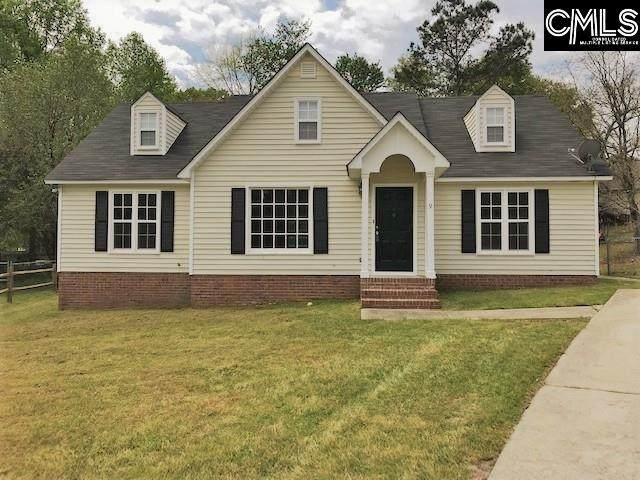 9 Tomafield Court, Columbia, SC 29229 (MLS #492213) :: The Latimore Group