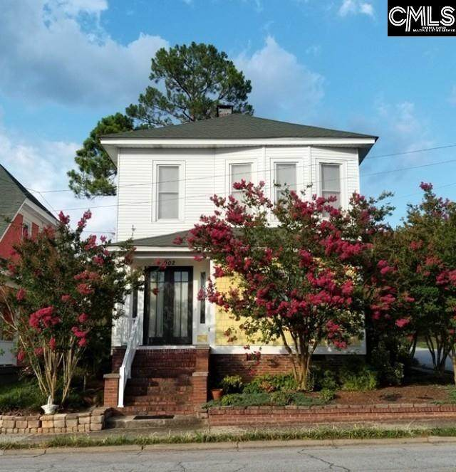 902 Caldwell Street, Newberry, SC 29108 (MLS #495217) :: EXIT Real Estate Consultants