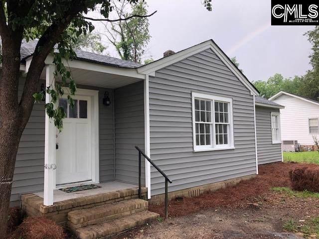 883 Ridgeway Road, Lugoff, SC 29078 (MLS #495380) :: Home Advantage Realty, LLC