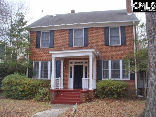 530 Santee Avenue, Columbia, SC 29205 (MLS #495661) :: Loveless & Yarborough Real Estate