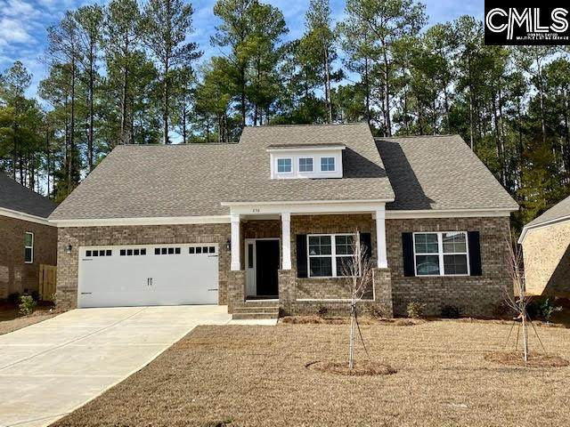 169 Cedar Chase Lane 13, Irmo, SC 29063 (MLS #495986) :: EXIT Real Estate Consultants