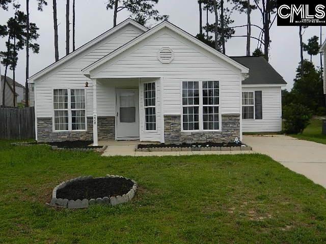 228 Stagone, Lexington, SC 29073 (MLS #496559) :: Fabulous Aiken Homes