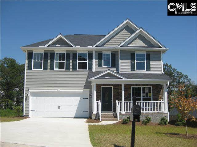 201 Timber Chase Lane, Lexington, SC 29073 (MLS #499859) :: EXIT Real Estate Consultants