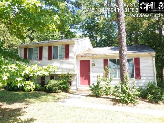 101 Forestview Circle, Columbia, SC 29212 (MLS #499956) :: EXIT Real Estate Consultants