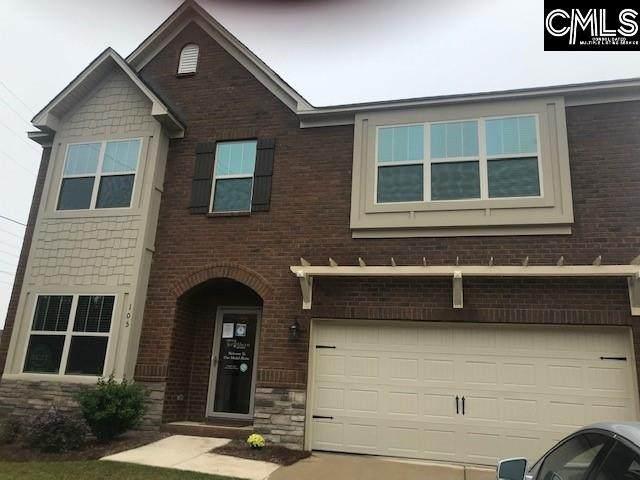 105 Cedar Chase Lane, Irmo, SC 29063 (MLS #500298) :: Loveless & Yarborough Real Estate