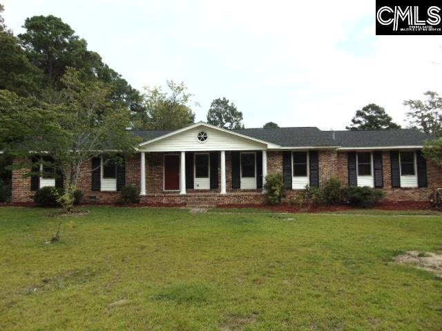 1914 Meadowbrook Drive, Camden, SC 29020 (MLS #500377) :: Home Advantage Realty, LLC