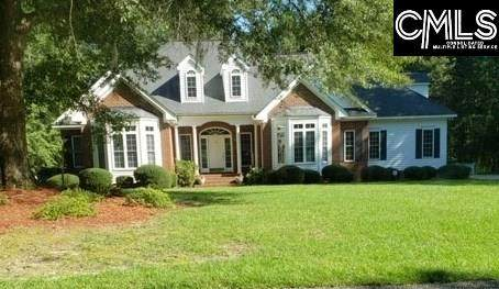 117 Retreat Lane, Orangeburg, SC 29118 (MLS #501503) :: Home Advantage Realty, LLC