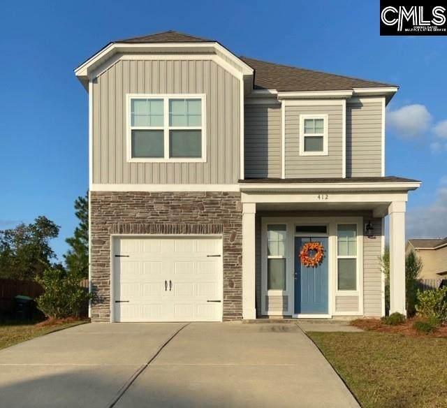 412 Walking Lane, Lexington, SC 29073 (MLS #503880) :: EXIT Real Estate Consultants