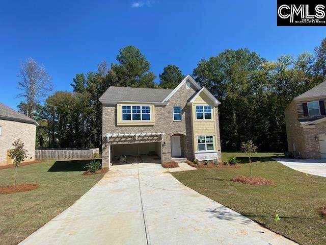297 Cedar Hollow Lane, Irmo, SC 29063 (MLS #504676) :: The Olivia Cooley Group at Keller Williams Realty