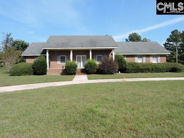900 Fairway Drive, Newberry, SC 29108 (MLS #504678) :: The Olivia Cooley Group at Keller Williams Realty