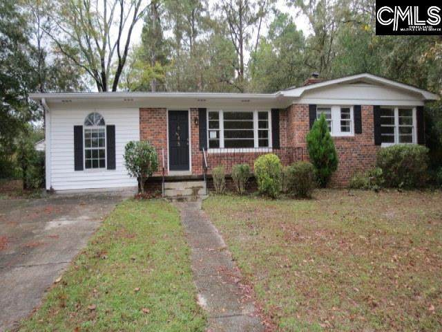4745 Crystal Drive, Columbia, SC 29206 (MLS #507570) :: The Olivia Cooley Group at Keller Williams Realty