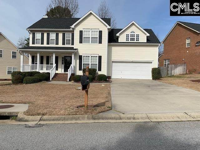 204 Walden Place Circle, Elgin, SC 29045 (MLS #508609) :: Loveless & Yarborough Real Estate
