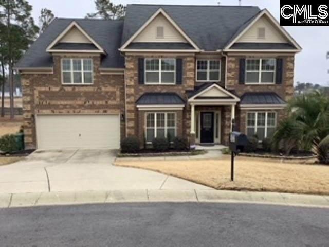 933 Brickingham Way, Columbia, SC 29229 (MLS #509819) :: Disharoon Homes