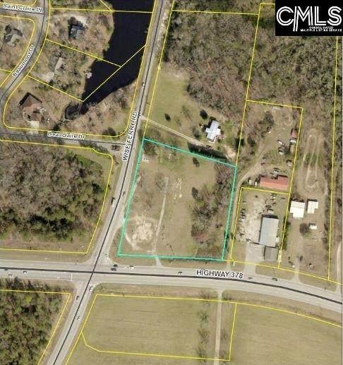 532 Highway 378, Lexington, SC 29072 (MLS #511617) :: The Latimore Group