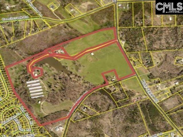 0 Wise Ferry Road, Lexington, SC 29072 (MLS #514045) :: Home Advantage Realty, LLC