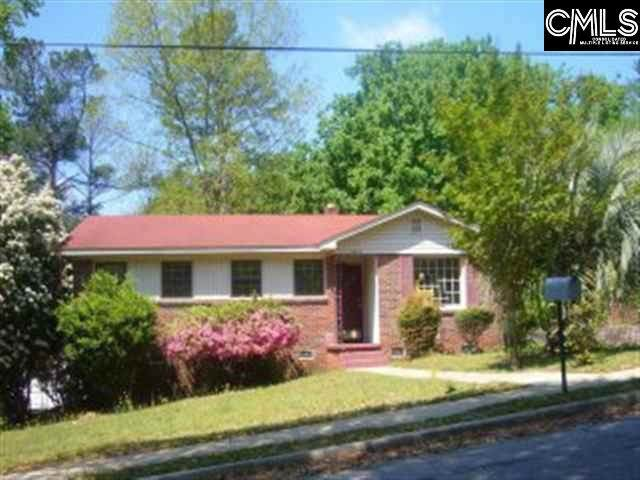 4025 Ronnie Street, Columbia, SC 29203 (MLS #514152) :: Home Advantage Realty, LLC