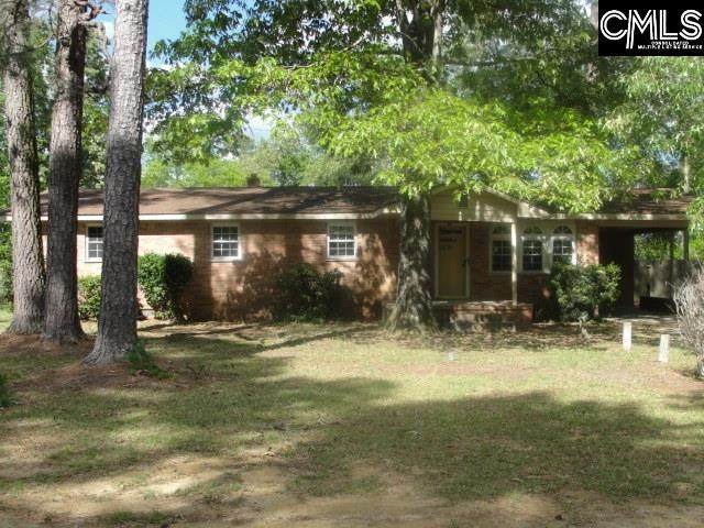 845 Congaree Church Road, Gadsden, SC 29052 (MLS #515802) :: Gaymon Realty Group