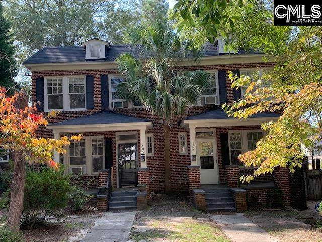 505 Harden Street, Columbia, SC 29205 (MLS #516921) :: Loveless & Yarborough Real Estate