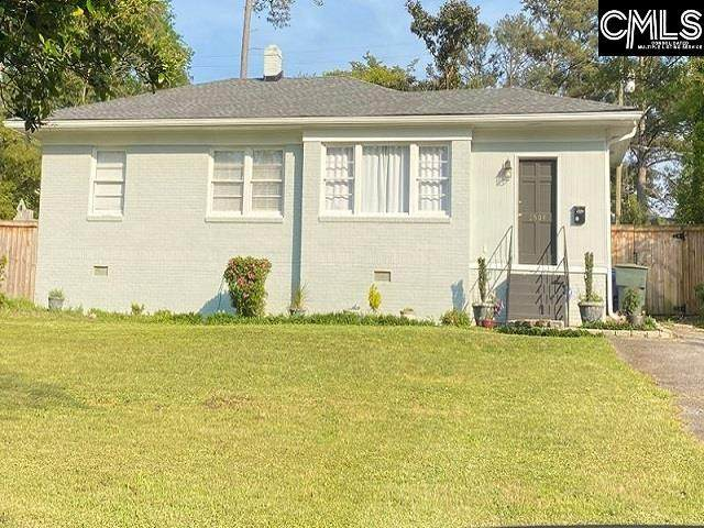 2508 Rigby Drive, Columbia, SC 29204 (MLS #516935) :: NextHome Specialists