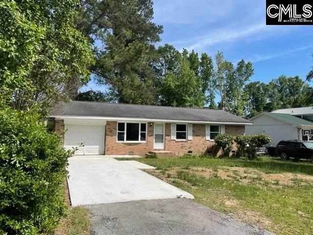 175 Vanarsdale Drive, West Columbia, SC 29169 (MLS #517358) :: Fabulous Aiken Homes