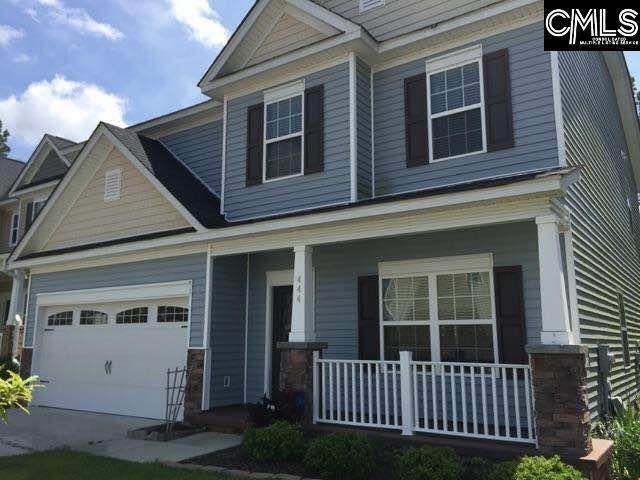 444 Edenhall Drive, Columbia, SC 29229 (MLS #519688) :: EXIT Real Estate Consultants
