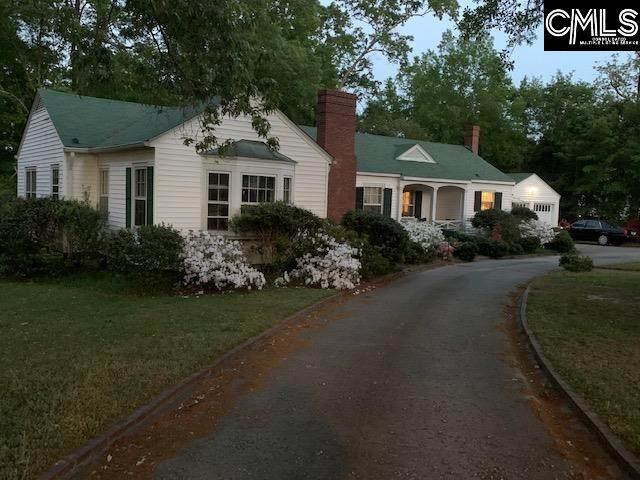 1302 Mill Street, Camden, SC 29020 (MLS #522162) :: The Olivia Cooley Group at Keller Williams Realty