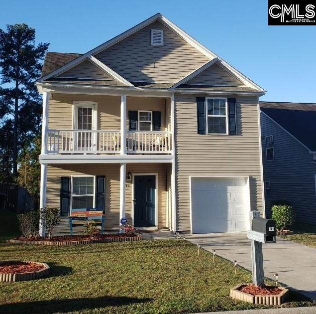 349 Valley Heights Lane, Columbia, SC 29223 (MLS #522665) :: The Shumpert Group