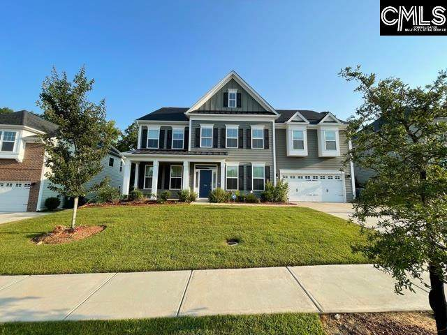 304 Sterling Brook Drive, Lexington, SC 29072 (MLS #522992) :: The Olivia Cooley Group at Keller Williams Realty
