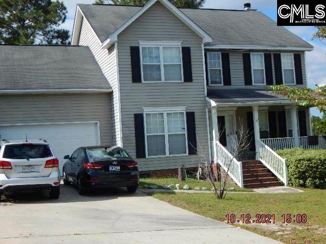 302 Waterville Drive, Columbia, SC 29229 (MLS #528228) :: The Meade Team
