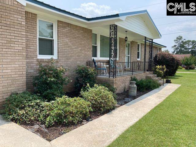 1814 Old Colony Road, Columbia, SC 29209 (MLS #528242) :: Loveless & Yarborough Real Estate