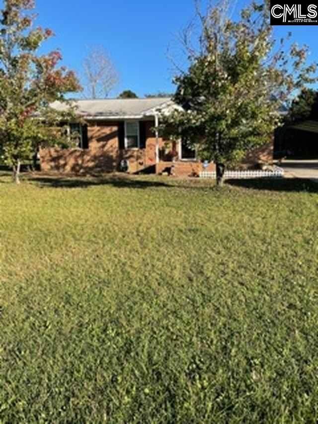 1237 W E Jeffcoat Road, Gaston, SC 29053 (MLS #528467) :: Olivia Cooley Real Estate