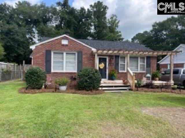 1790 D Avenue, West Columbia, SC 29169 (MLS #528483) :: EXIT Real Estate Consultants