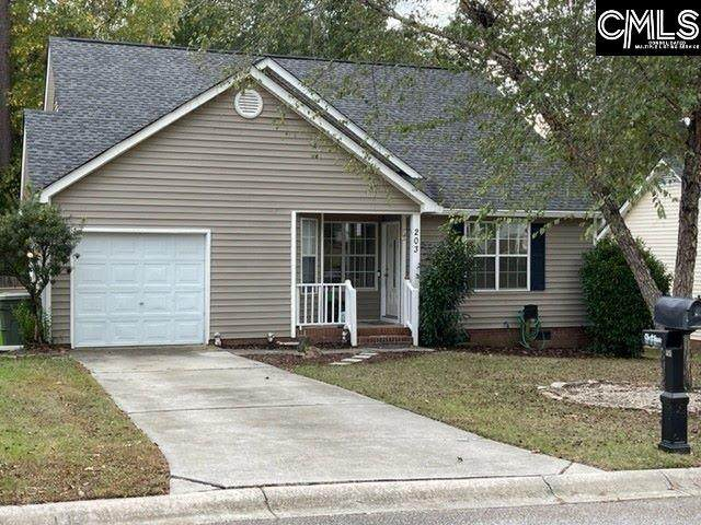 203 Crayford Road, Irmo, SC 29063 (MLS #528678) :: Jackie's Home Opportunities