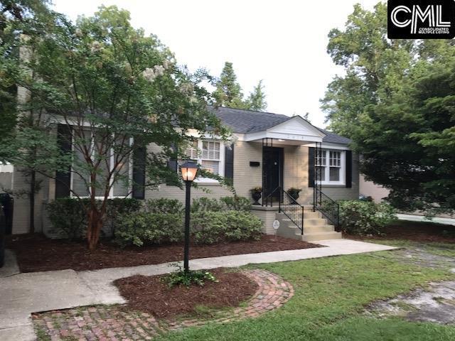 2614 Glenwood Road Extension, Columbia, SC 29204 (MLS #429175) :: Exit Real Estate Consultants