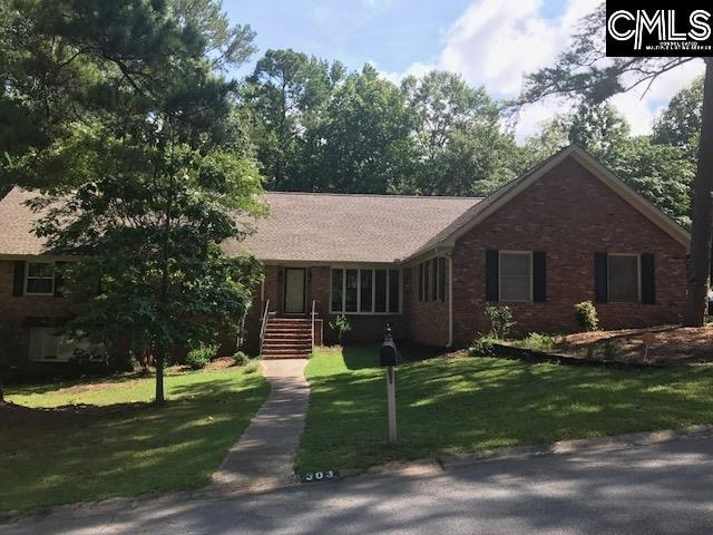 303 Yarmouth Drive, Columbia, SC 29210 (MLS #430960) :: The Olivia Cooley Group at Keller Williams Realty