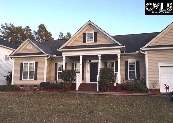 105 Clearmeadow Drive, Columbia, SC 29229 (MLS #434282) :: Home Advantage Realty, LLC