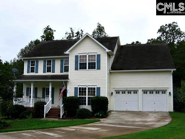 7 Tight Lie Court, Irmo, SC 29063 (MLS #434361) :: The Olivia Cooley Group at Keller Williams Realty