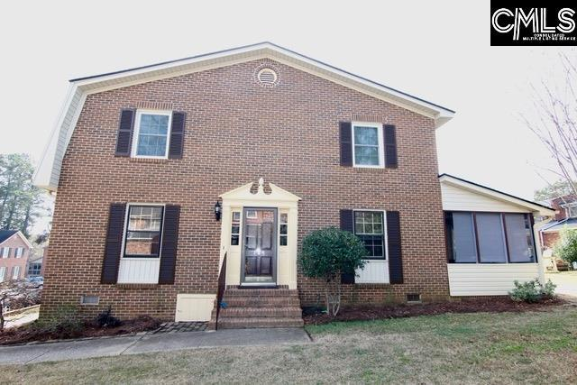 124 Jefferson Place, Columbia, SC 29212 (MLS #438012) :: Home Advantage Realty, LLC