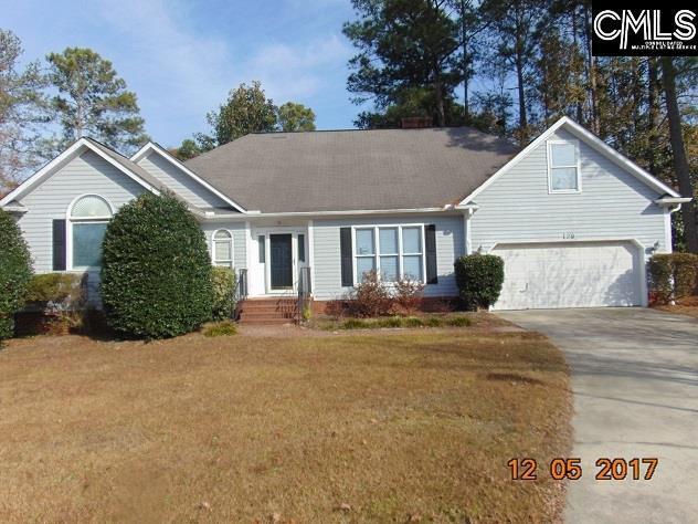 129 Ridgecrest Drive, Lexington, SC 29072 (MLS #438256) :: EXIT Real Estate Consultants