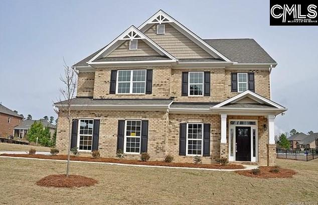 106 Crystal Manor Drive #02, Irmo, SC 29063 (MLS #439926) :: EXIT Real Estate Consultants
