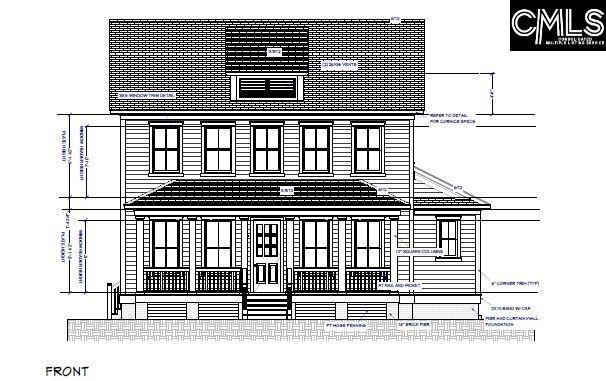 4312 Devereaux Road, Columbia, SC 29205 (MLS #444160) :: Home Advantage Realty, LLC