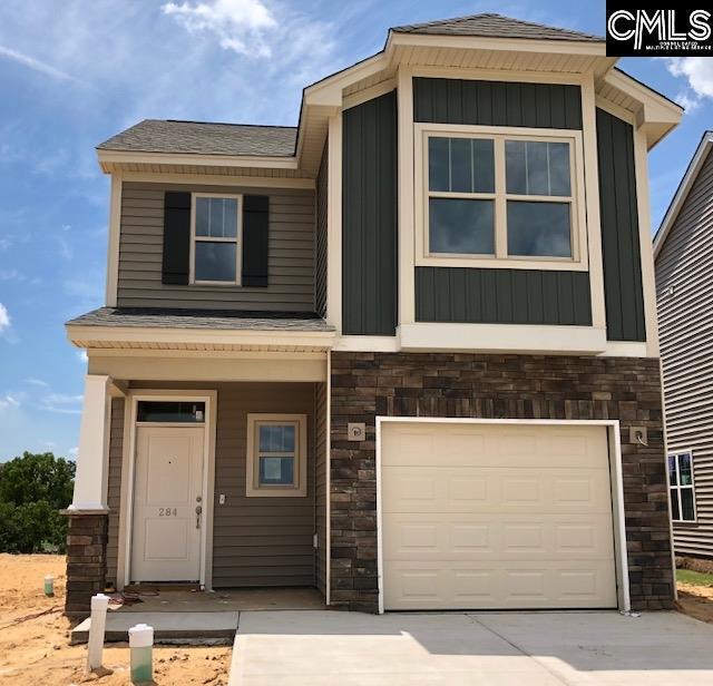 284 Liberty Ridge Drive Lot #161, Elgin, SC 29045 (MLS #450258) :: The Olivia Cooley Group at Keller Williams Realty