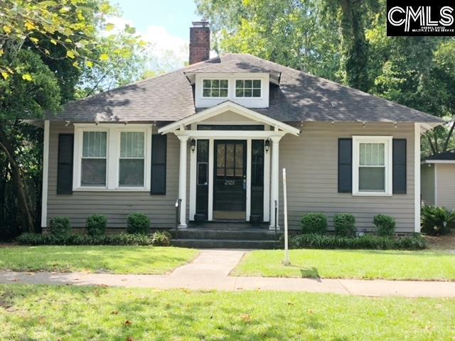2926 Blossom Street, Columbia, SC 29205 (MLS #455037) :: Home Advantage Realty, LLC