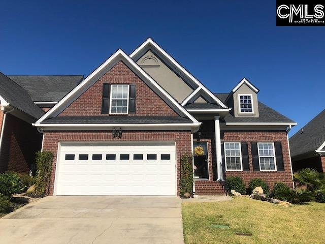 123 Tranquil Trail, Irmo, SC 29063 (MLS #459642) :: RE/MAX AT THE LAKE