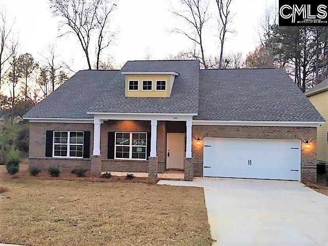 140 Cedar Chase Lane, Irmo, SC 29063 (MLS #460216) :: EXIT Real Estate Consultants