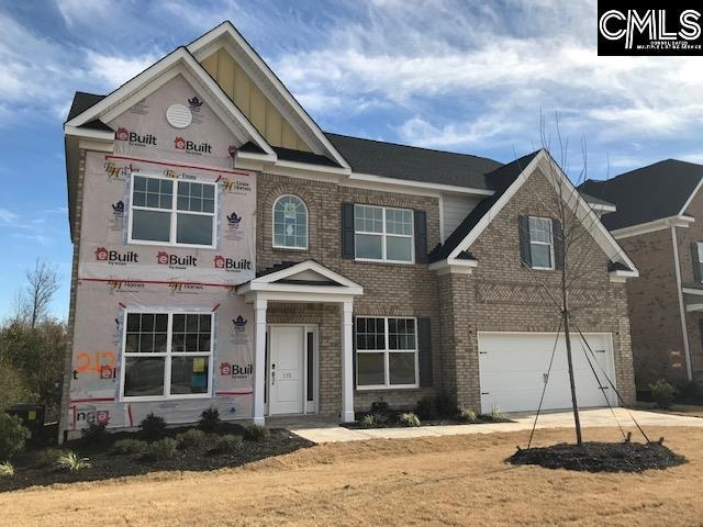 115 Hobcaw Drive, Lexington, SC 29072 (MLS #460893) :: The Olivia Cooley Group at Keller Williams Realty
