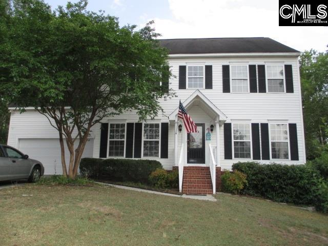 138 Bramblewood Circle, West Columbia, SC 29172 (MLS #473773) :: EXIT Real Estate Consultants