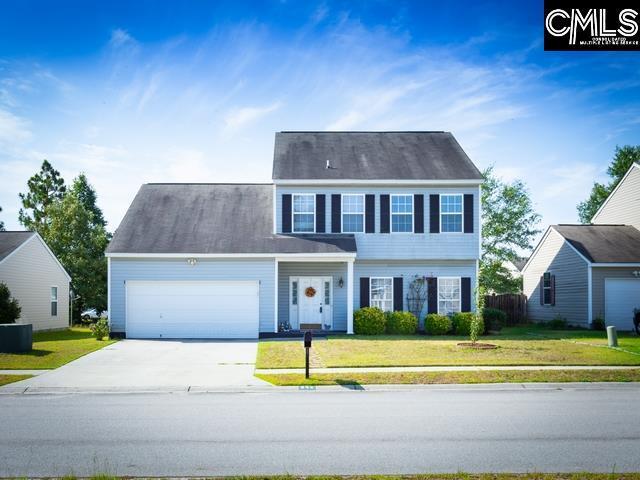 942 Murchison Drive, Columbia, SC 29229 (MLS #476595) :: Fabulous Aiken Homes & Lake Murray Premier Properties