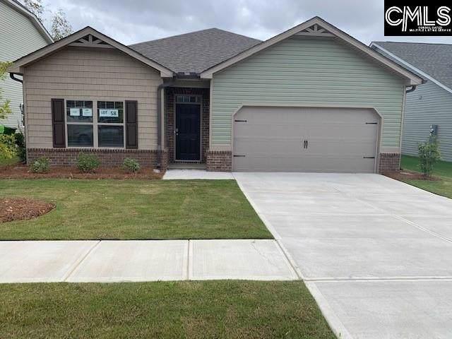 109 Coatbridge Drive 58, Blythewood, SC 29016 (MLS #477504) :: Home Advantage Realty, LLC